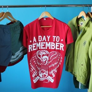 Other - A DAY TO REMEMBER BIRD Band T-Shirt